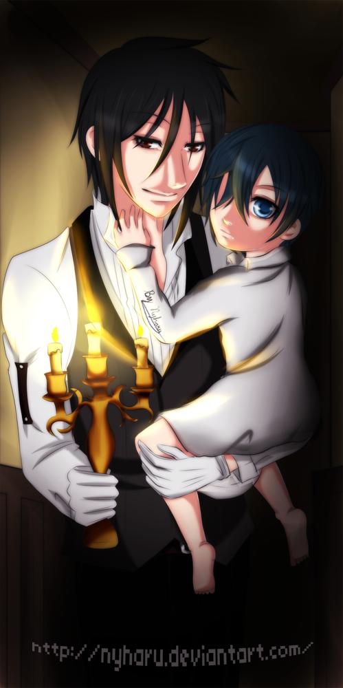Kuroshitsuji - If we had met before . . . by nyharu