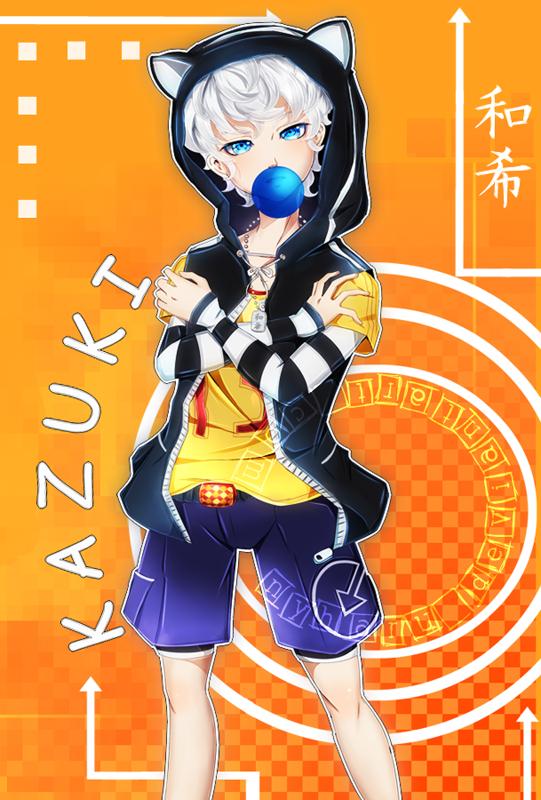 Kazuki by nyharu