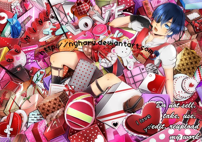 Kuroshitsuji - Too much love by nyharu