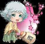 Mini Chibi Mizuki
