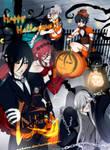 Pumpkin or trick by nyharu