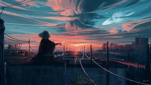 Far From Tomorrow By Aenami Ddvz8tn-pre
