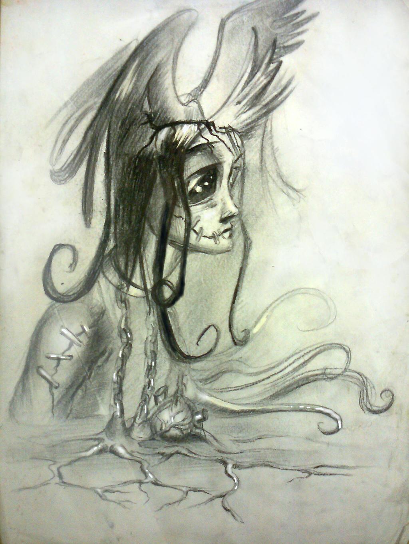 memory and feelings by KatarinAzazello
