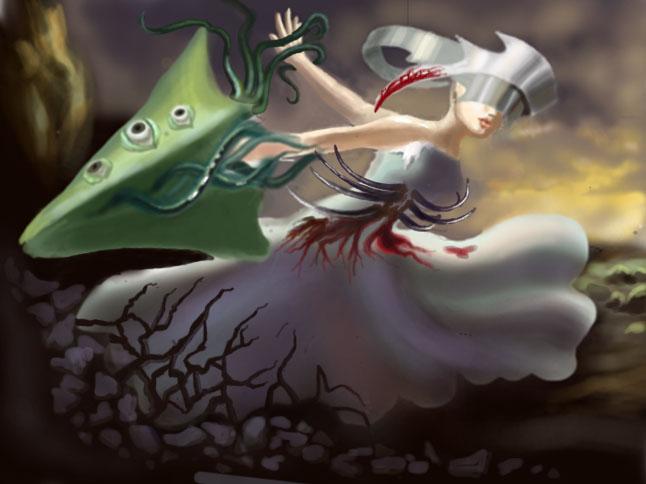 awakened oblivion by KatarinAzazello