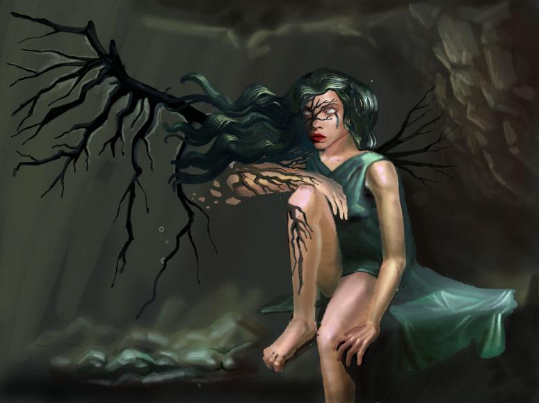 night  rotten by KatarinAzazello