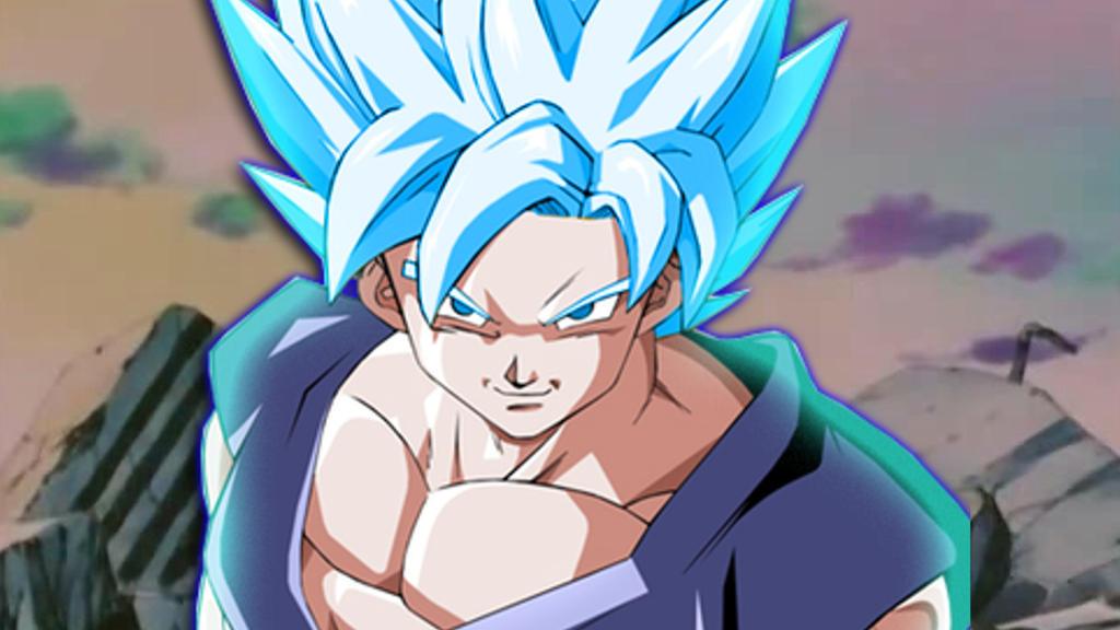 GT Goku SSJ Blue by Gogeta4810