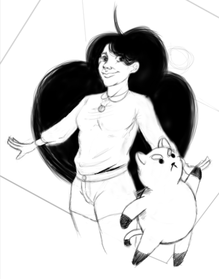 Bee And Puppycat by Aashur