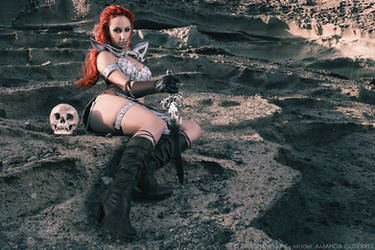 Red Sonja - Cosplay Project #5