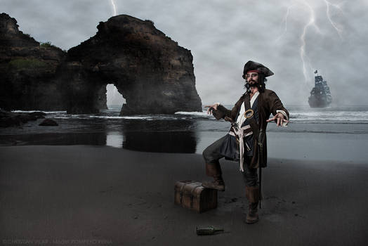 Captain Jack Sparrow - Cosplay Project #7