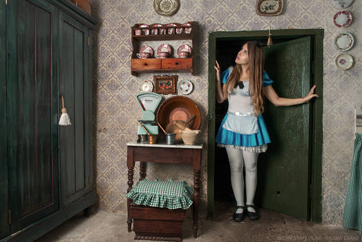 Alice in Wonderland - Cosplay Project #8