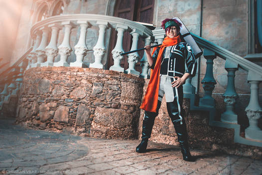Lavi - Cosplay Project #9