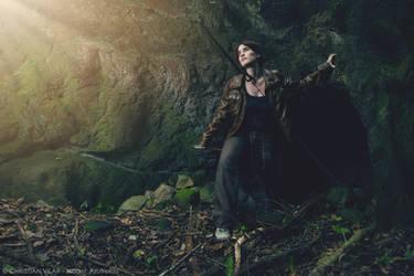 Katniss Everdeen - Cosplay Project #11 by Chrissett