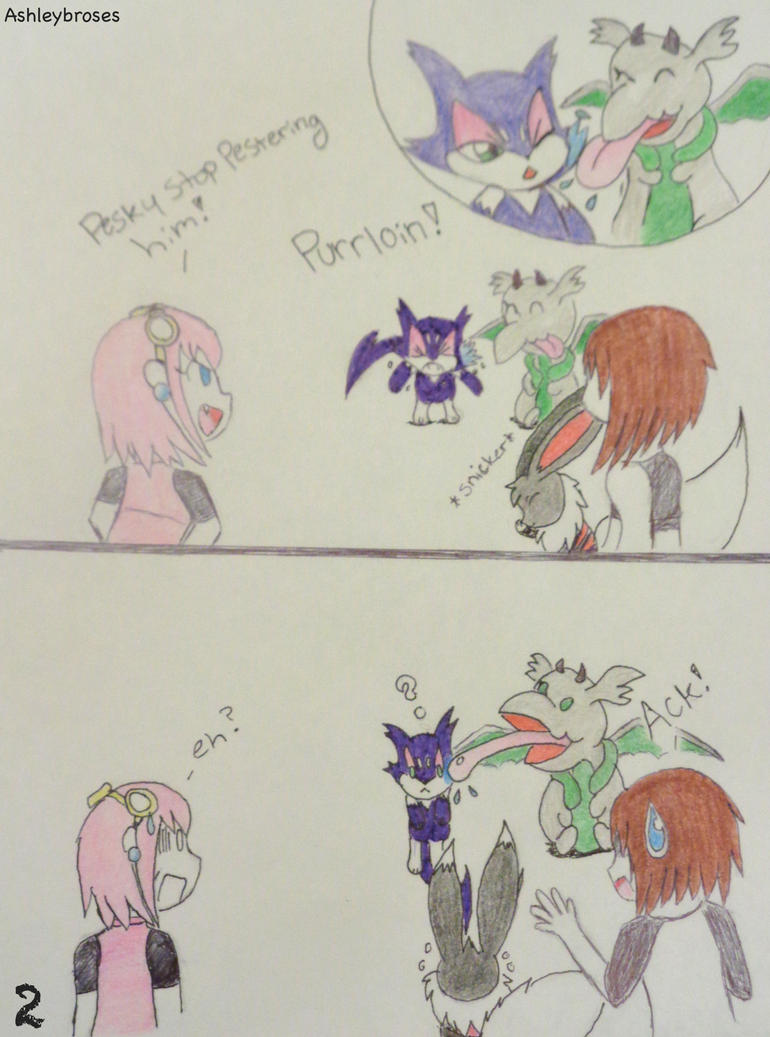 Our conversation pg. 2 by ashleybroses