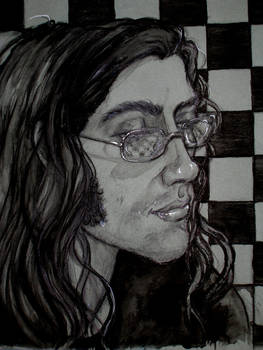 The Man on the Chess Board