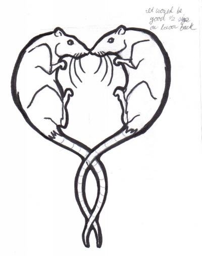 rat love by depplosion