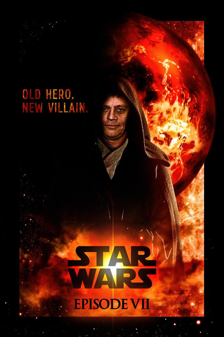 STAR WARS episode 7 fan-poster by HranitelSklepa