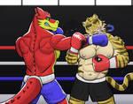 Dragos big knockout
