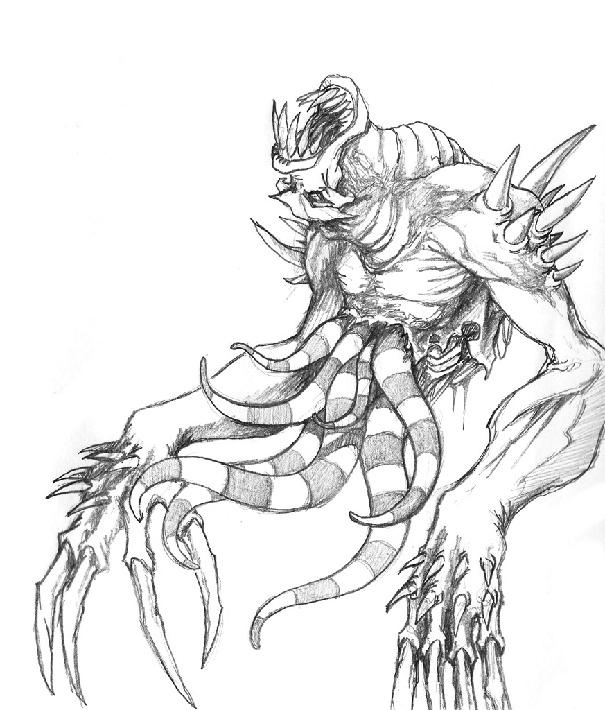 Ghostfreak by Zherj