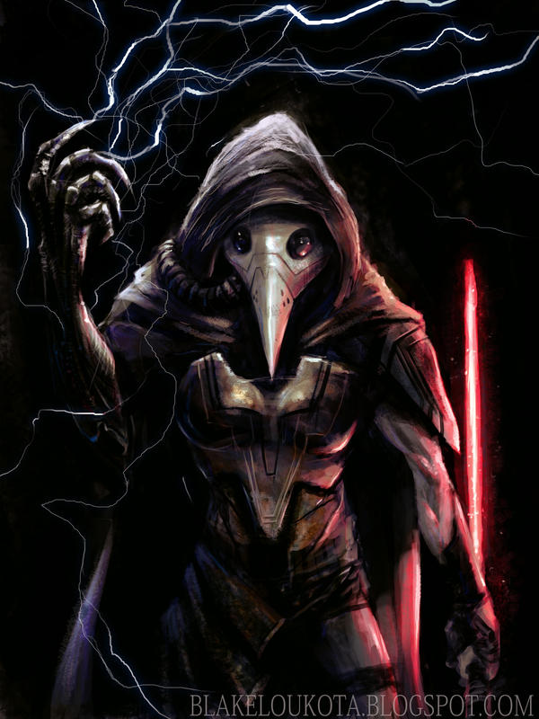 Plague Sith by BladeofGoth