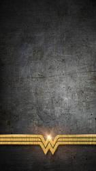 W woman wallpaper landscape- by Coreaux