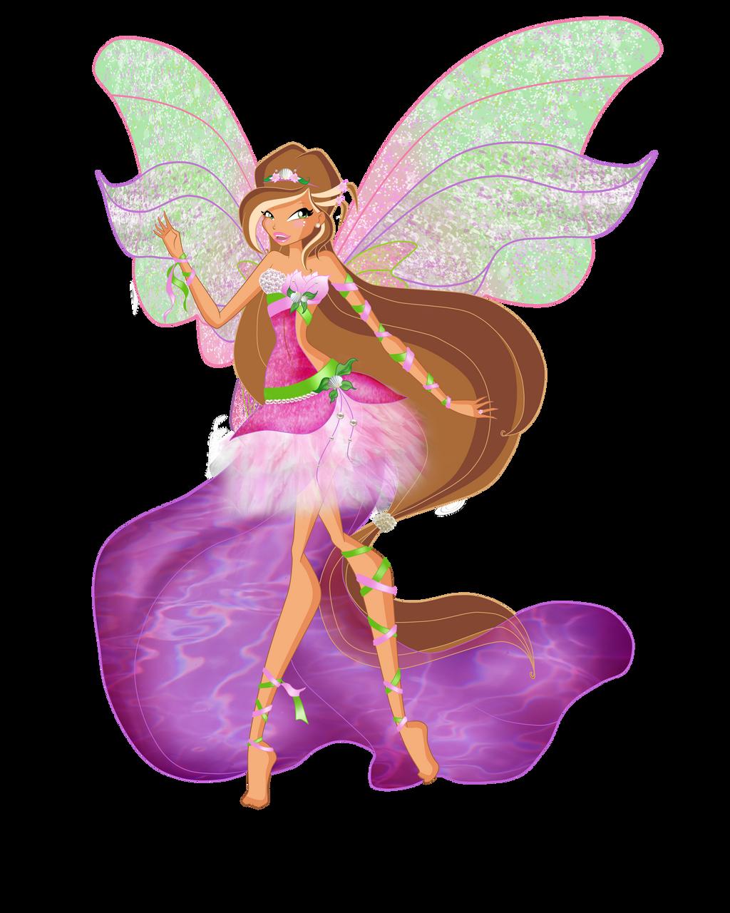 Der spontane Karnevals-Kostüm-Contest Flora_sirenix___my_vision___by_costantstyle-d4q4ee6