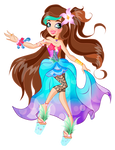 Ever After High Calipso DelaSong