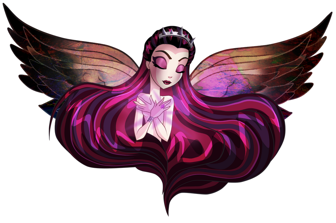 Ever After High Raven Queen by CostantStyle on DeviantArt
