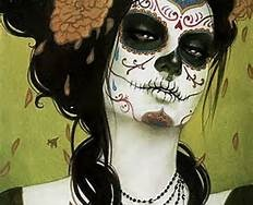 Grace, The Day Of The Dead Winner by TheOfficialGhostTOG