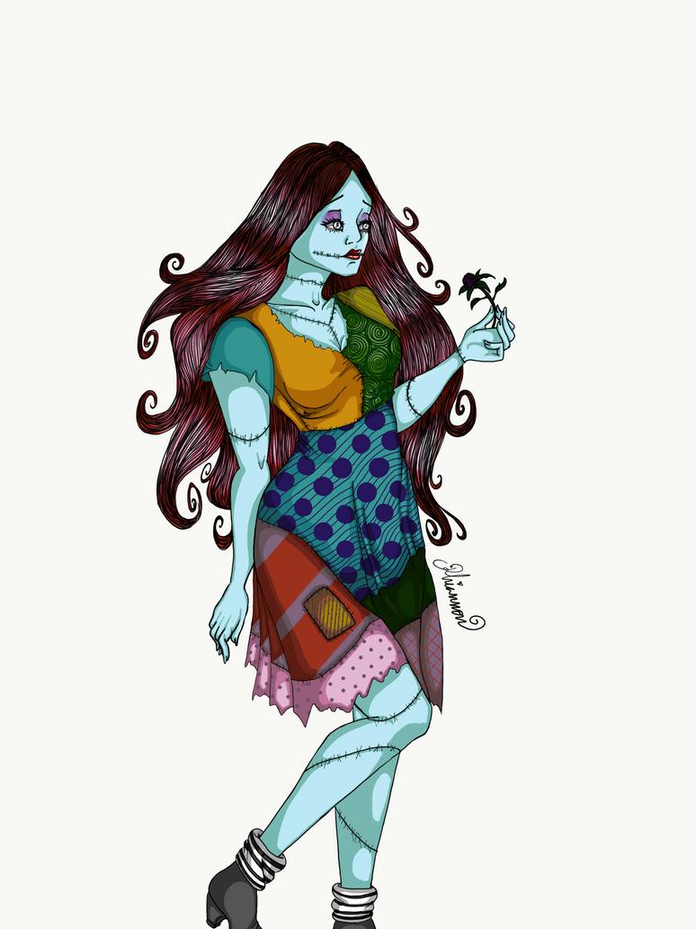 Sally by Rhiannoninwonderand
