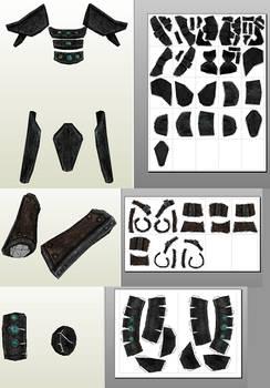 Aela's Armor (Female Draugr) pdo