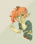 zombie : drawlloween