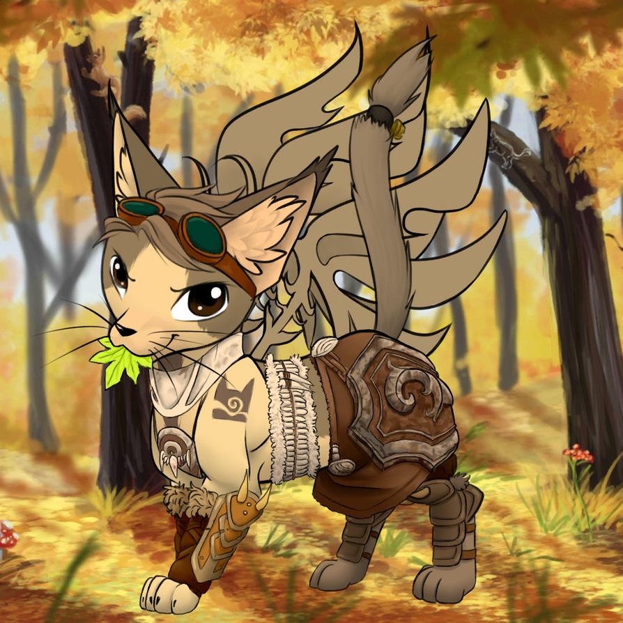 Avatar 2 Yet: Avatar Cat 2 By MintyLeaff On DeviantArt