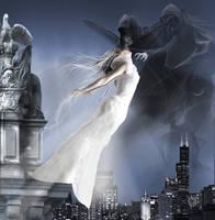 Good vs Evil by Ameliethe