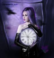 Clock by Ameliethe