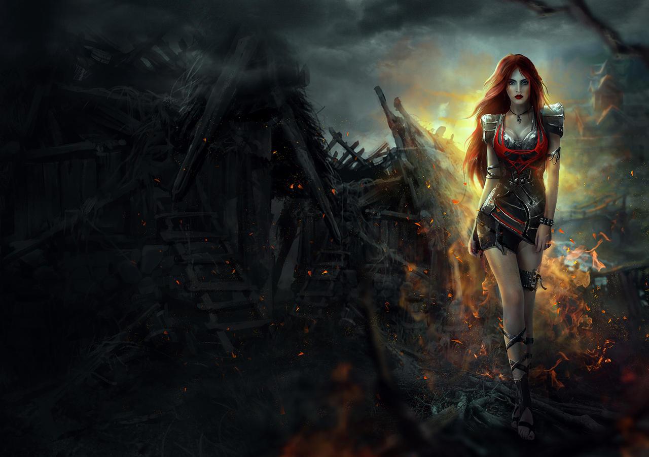 Handmaiden's Fury by Ameliethe