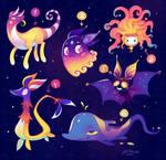 [2/6 OPEN] Random creatures 2 adopts auction