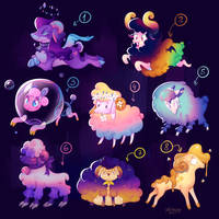 [2/8 OPEN] Sheep adopts auction