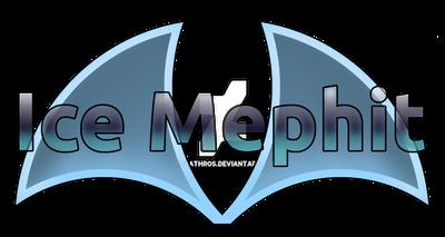 Ice Mephit wings