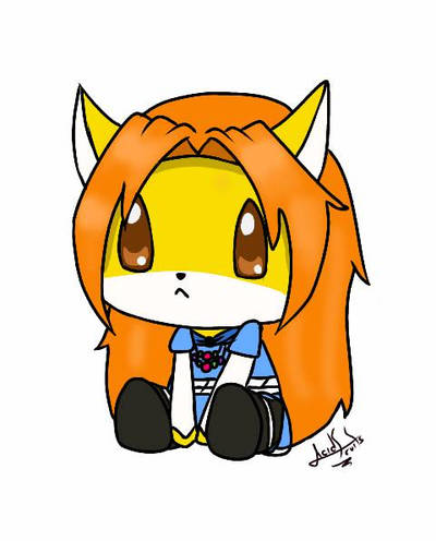 Chibi Sheena by monisonadow