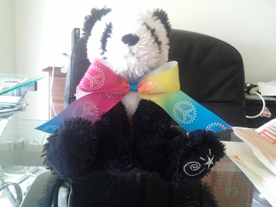 Panda by brijasmine