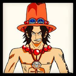 One Piece sketch 8