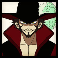 One Piece sketch 13