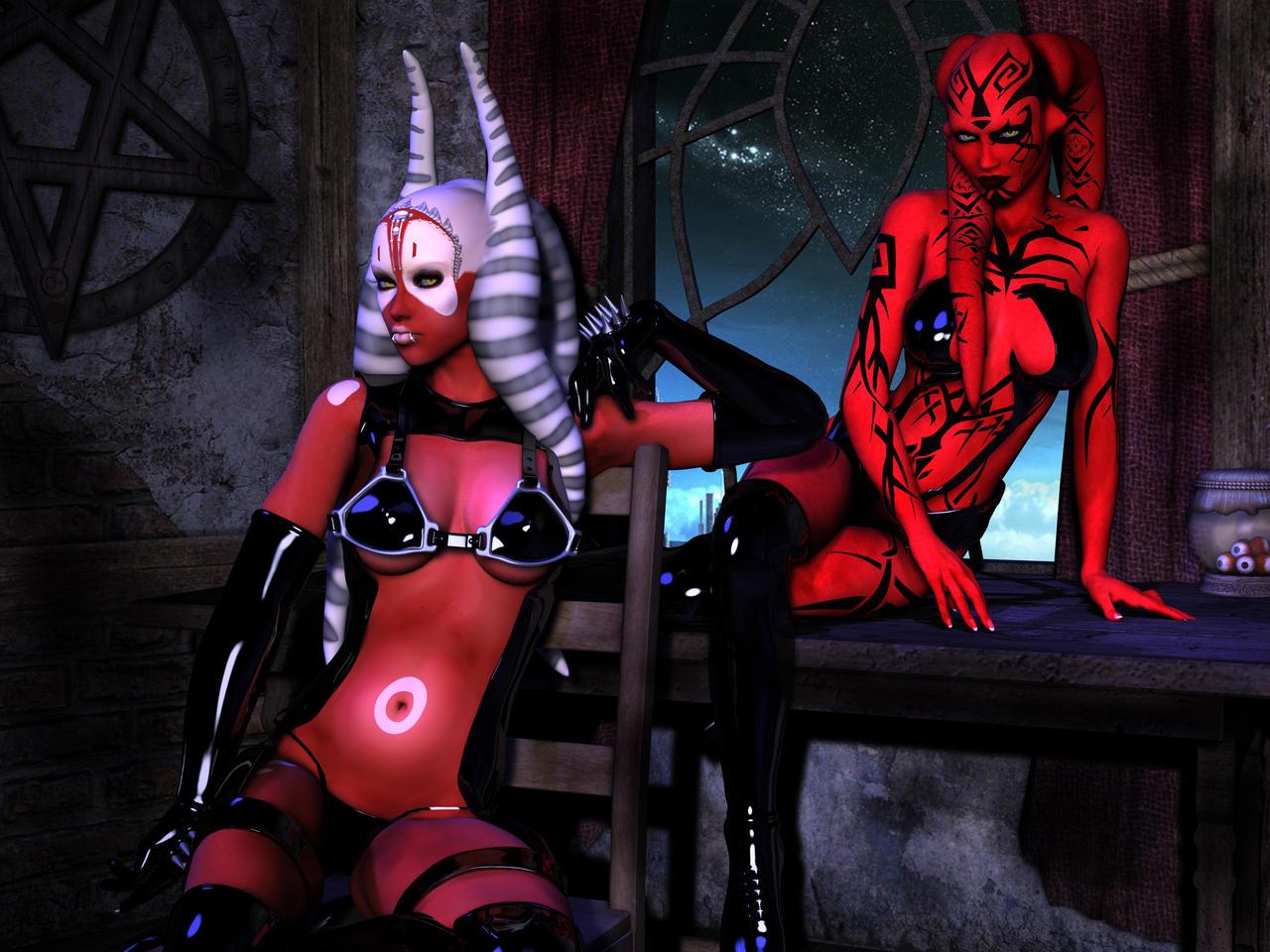 Twi lek slave hentai xxx stripper