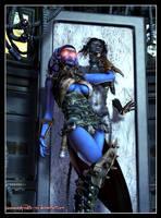 Traitors Destiny by Aphrodite-NS