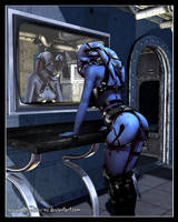 Battle Scars by Aphrodite-NS