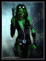 Nhadala Enove - Imperial Agent