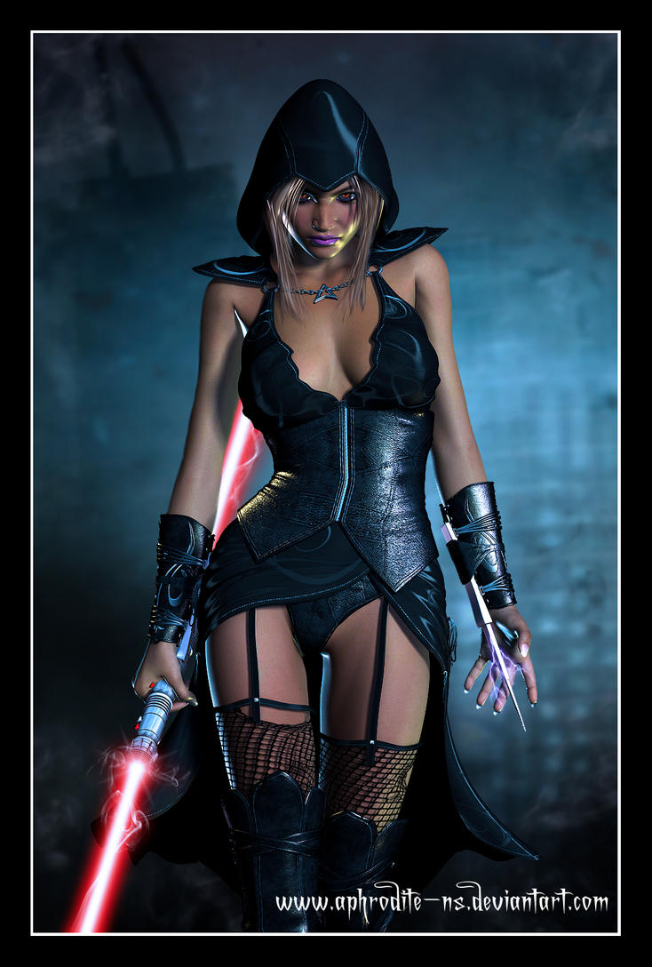 Sith Assassian by Aphrodite-NS