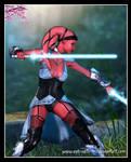 Aritana - Jedi Sentinel