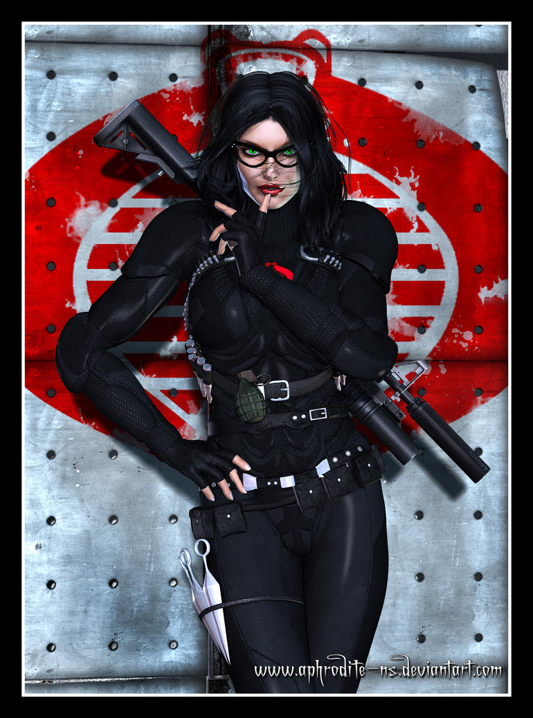 The Baroness by Aphrodite-NS