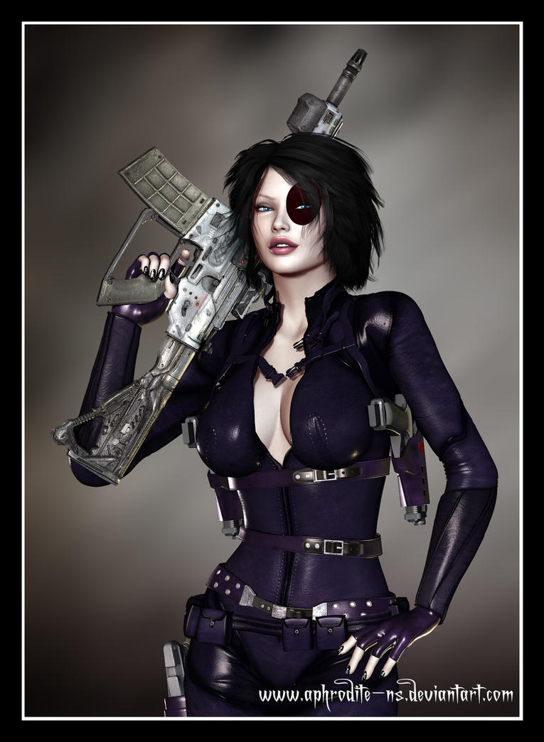 Domino by Aphrodite-NS